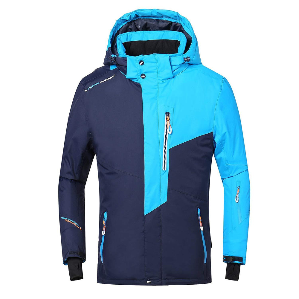 Men's Phibee Snowshot Insulated Ski Jacket