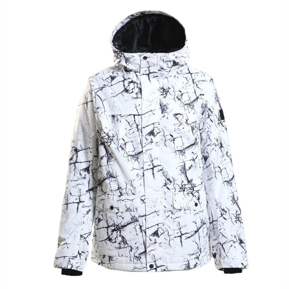 Men's SMN 5K Ink Metropolis Ski Jacket