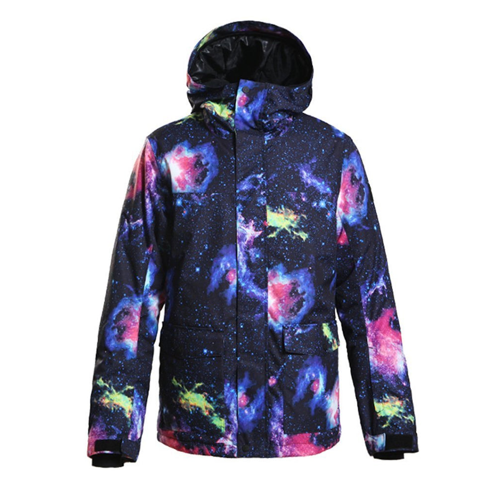 Men's SMN Winter Skylight Freestyle Ski Jacket