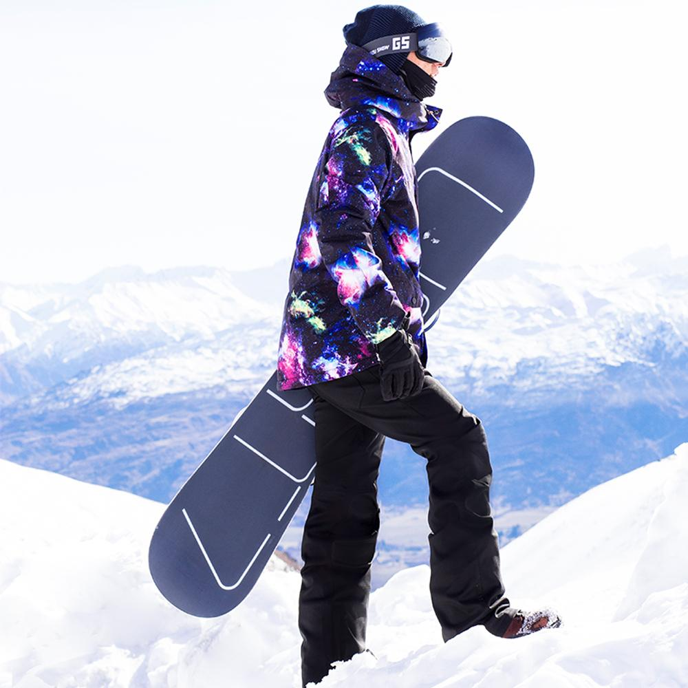 Men's SMN Winter Skylight Freestyle Ski Suits