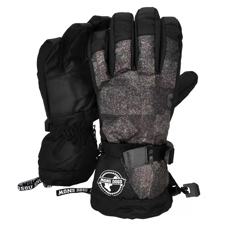 Men's Waterproof Vermont Ski Gloves