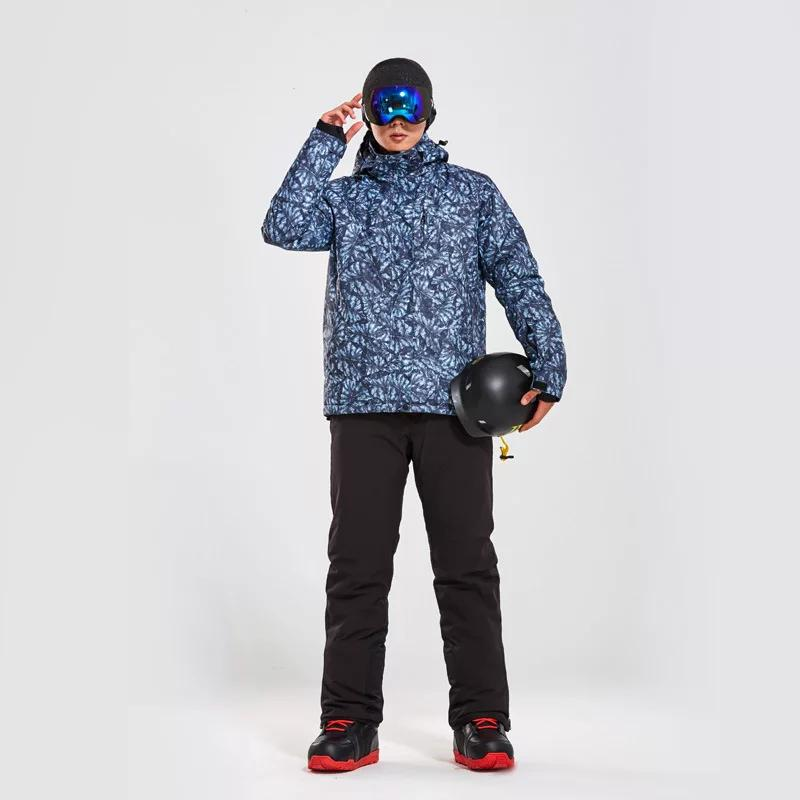 Men's Winter Backcountry Ski Suits