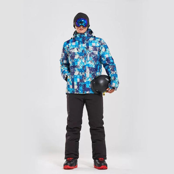 Men's Winter Backcountry Ski Suits - snowverb