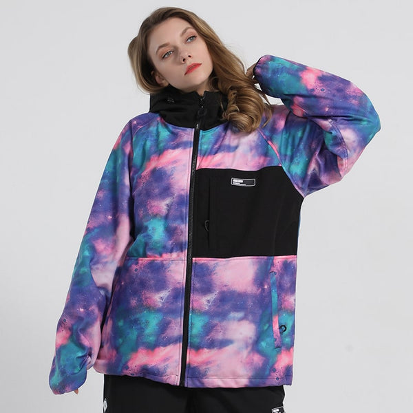 Womens Unisex Gkotta Winter Outdoor Snow Jacket