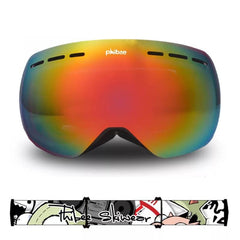 Unisex Ski Goggles Frameless 100% UV Protection