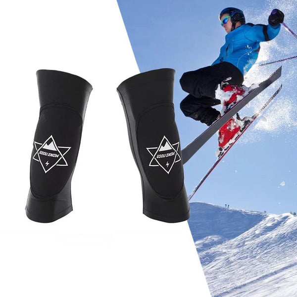 Unisex Snowboard Protection Knee Pad - snowverb