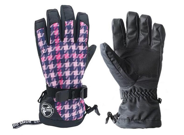Women's Festival Waterproof Ski Gloves - snowverb