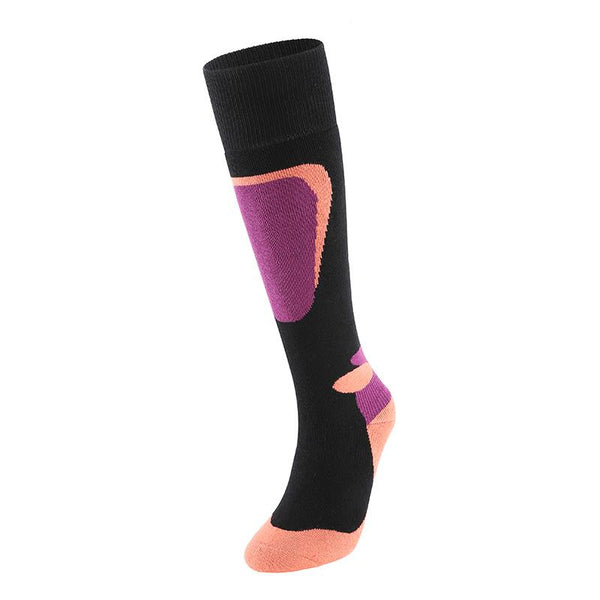 Women's Free Style Winter Sports Ski Socks - snowverb