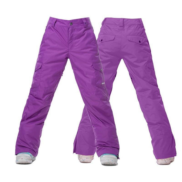 Women's Gsou Snow 10k Gloria Ski Pants - snowverb