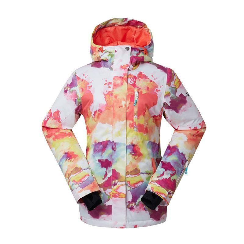 Women's Gsou Snow 10k Winter Explore Snowboard Jacket