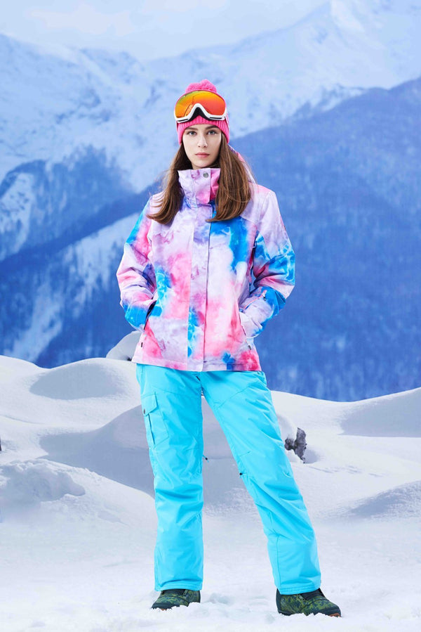 Women's Gsou Snow 15k Cross-Country Snowboard Suits - snowverb