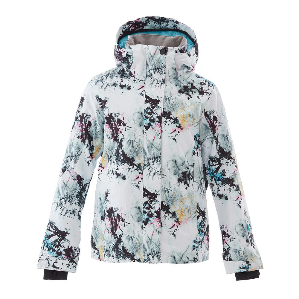 Women's Gsou Snow 15k Landskip Graffiti Ski Jacket