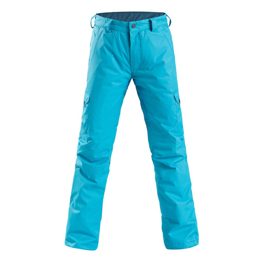 Women's Insulated Mountains Peak Waterproof Winter Snow Pants