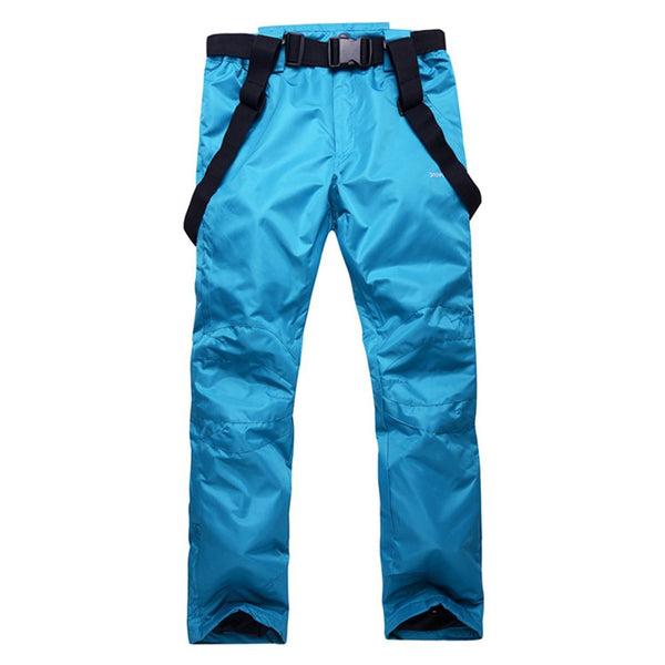 Women's Insulated Snow Pants Windproof Waterproof Breathable Ski Pants - snowverb