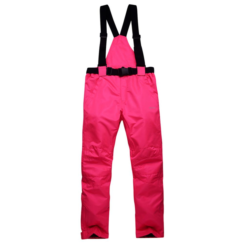 Women's Insulated Snow Pants Windproof Waterproof Breathable Ski Pants