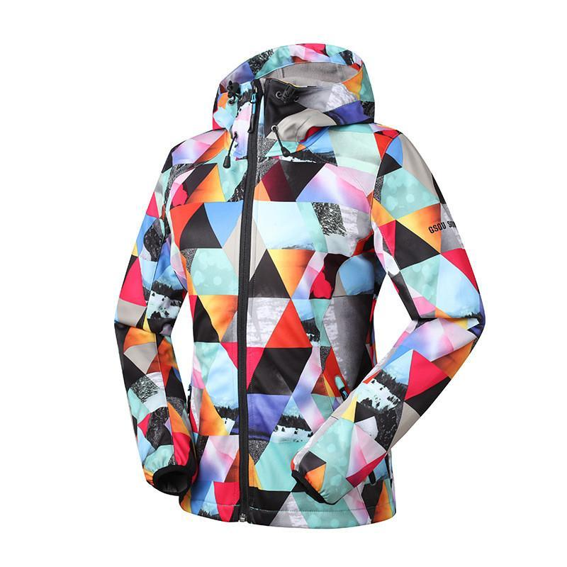 Women's Lovemore Colorful Full-Zip Fleece