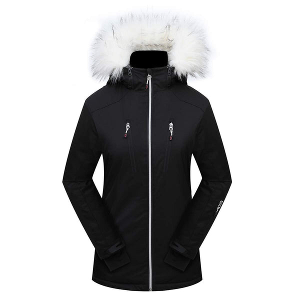 Women's Phibee Icetown Faux Fur Down Jacket - snowverb