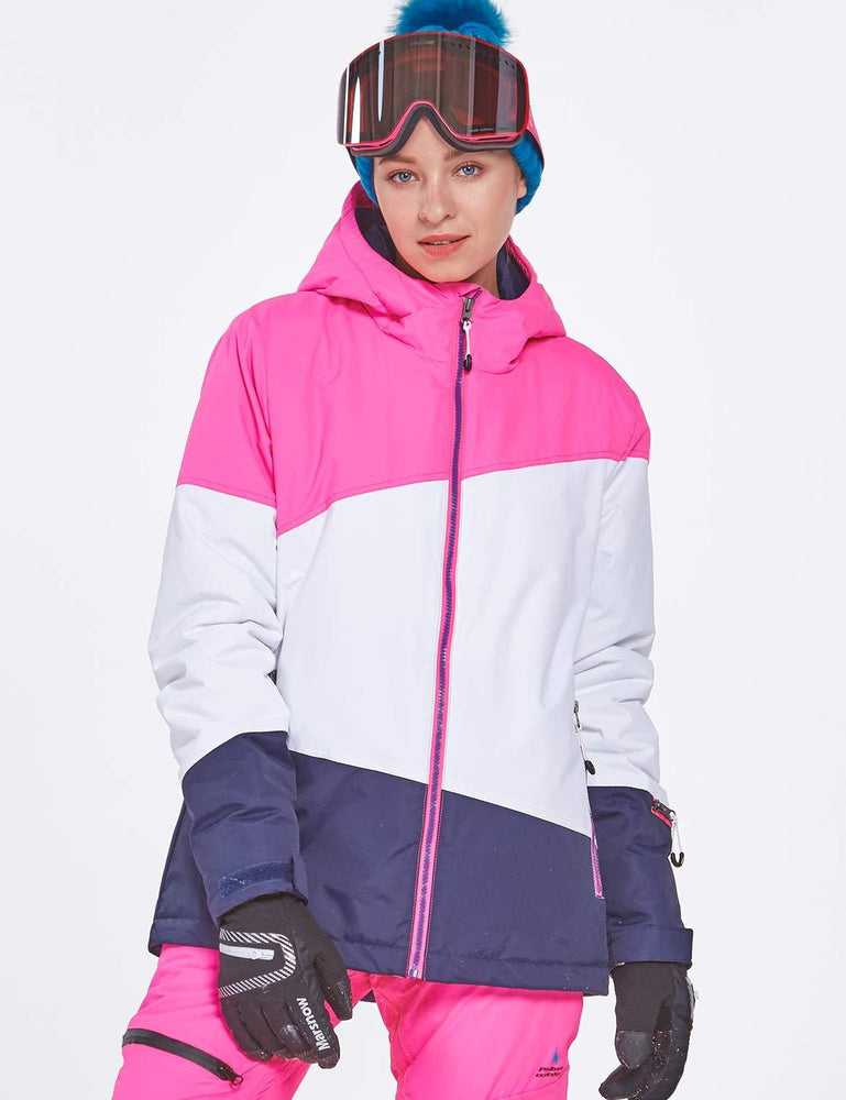 Women's Phibee Mountain Powder Bowl Insulated Ski Jacket