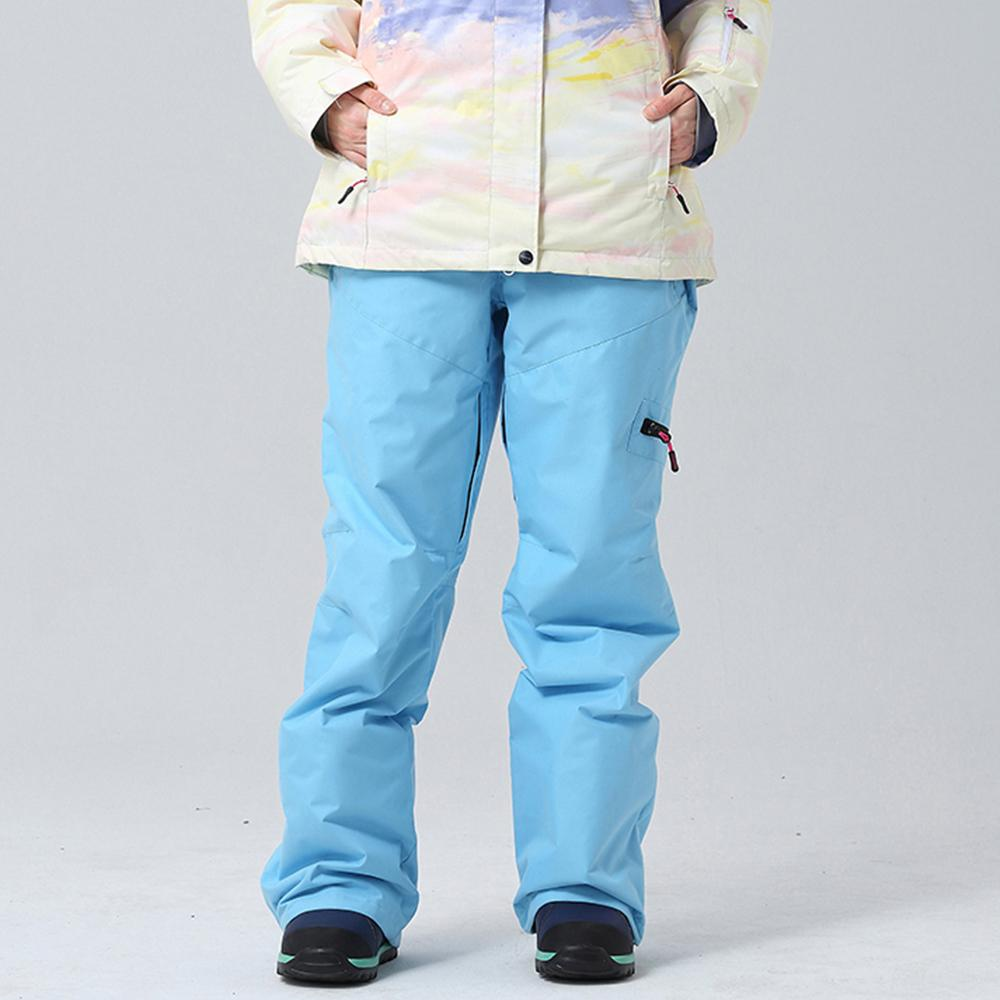 Women's Searipe Ice Slope Mountains Ski Pants