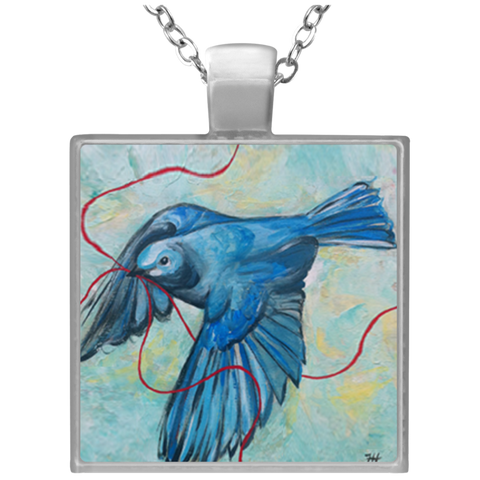 True-Bluebird Necklace