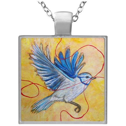 Happy Bird Necklace