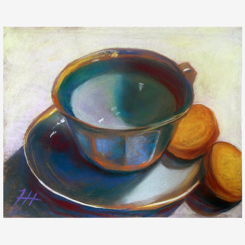 Biscuits and Tea, Print