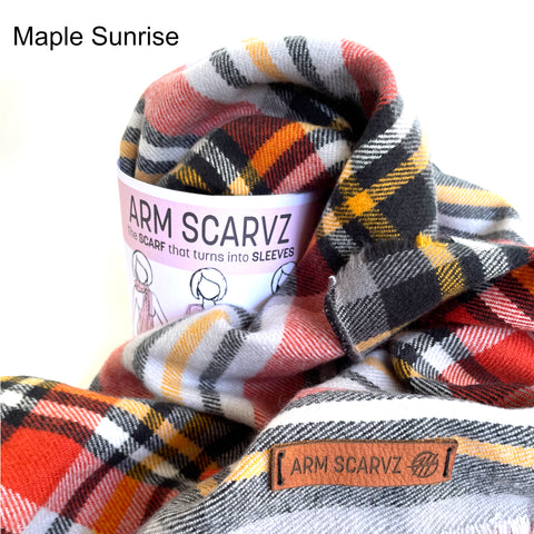MAPLE SUNRISE ArmScarvz