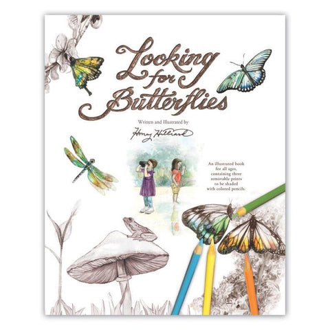 Looking for Butterflies, paperback