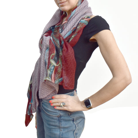 armscarvz, Honey Hilliard, multifunctional, scarves, scarf, sleeves, patent pending