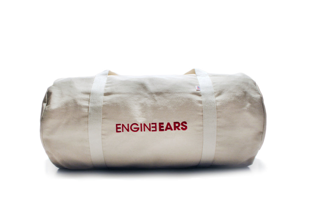 ENGINEEARS DUFFLE