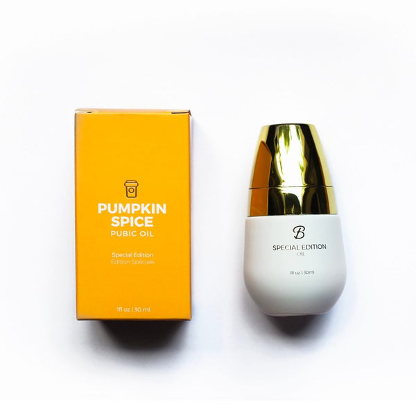 BUSH BALM Limited Edition Oil - Pumpkin Spice
