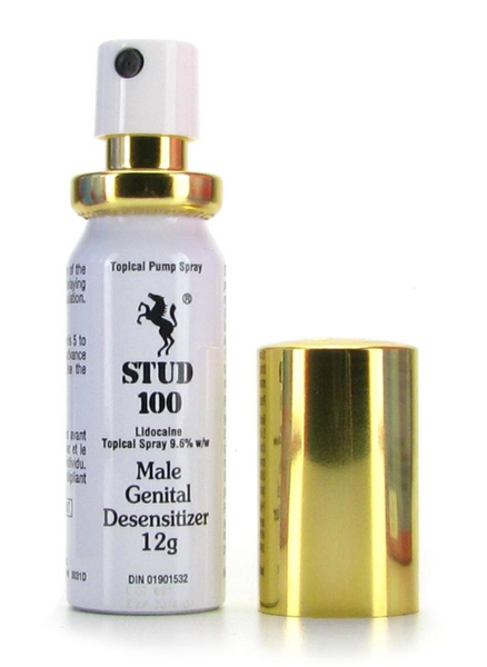 Stud 100 Delay Spray For Men