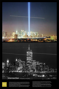 Across the Twin Towers