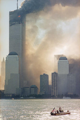 9 / 11,The Disaster