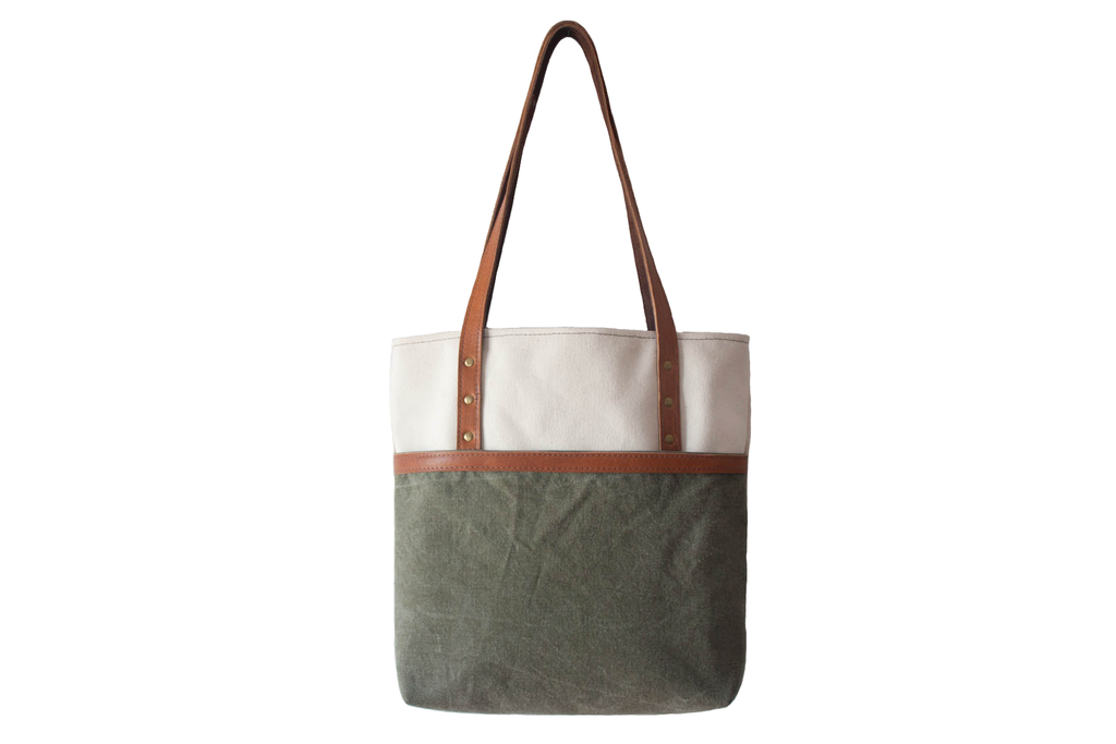 Making the Tack Tote