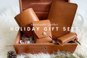 Luxury Leather Gift Sets by Heist