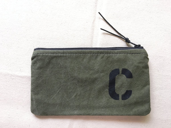 SALE // Long Zip Pouch