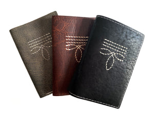 Bootstitch Leather Passport Cover