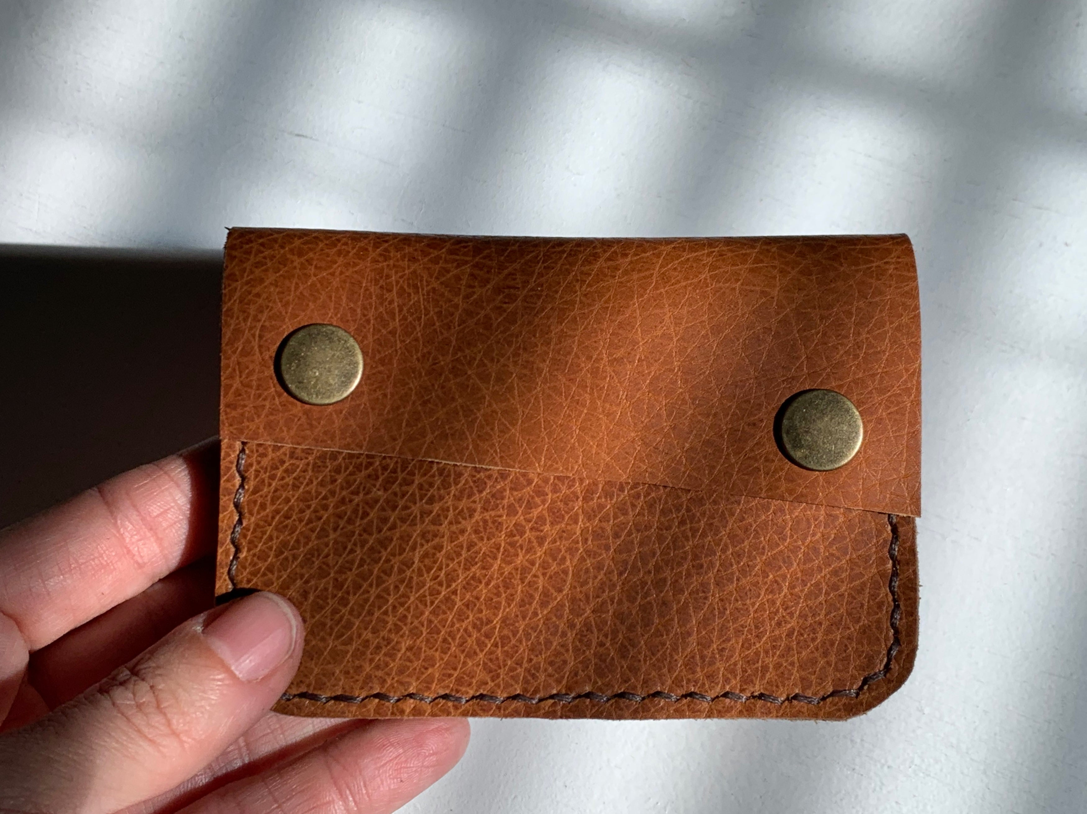 Bison Wallet | Heist Accordion wallet by Heist