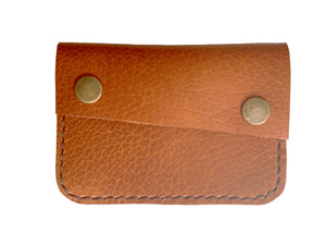 Bison Wallet | Heist Accordion in Camel