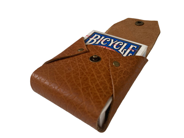 Leather Gift Ideas | Leather Playing Card Case