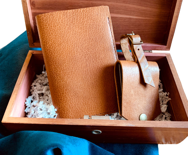 Traveler Gift Set | Camel Original