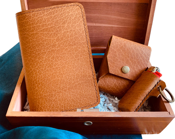 Wanderer Gift Set without Coozie | Camel