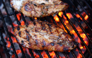 How to charcoal grill any meat properly