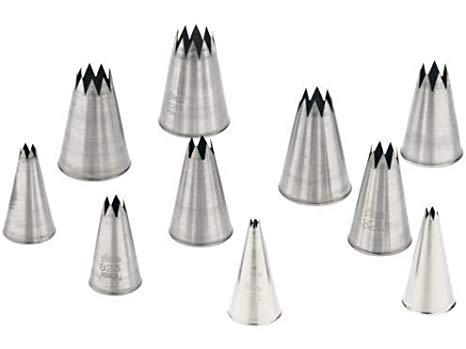 Nozzle Set Metal Star