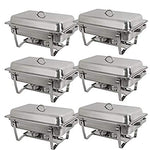 10 Chafing Dish Rentals 10ghc per day