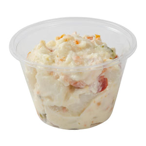 Coleslaw / Sauce Cups with lid (100pcs)
