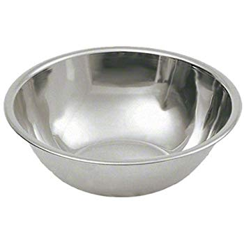 Mixing Bowl Stainless Steel - Round