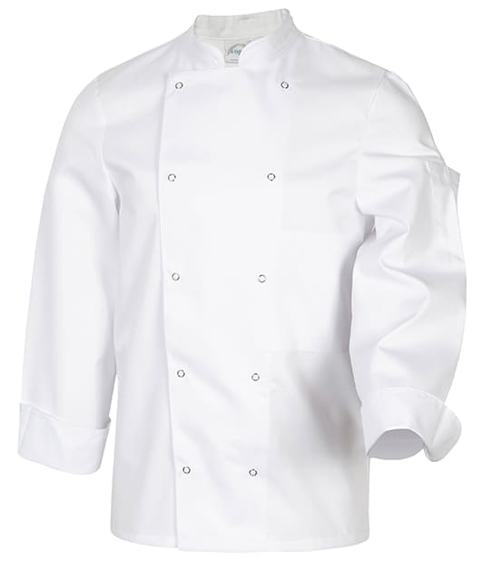 Chef Jacket -Long Sleeve -White