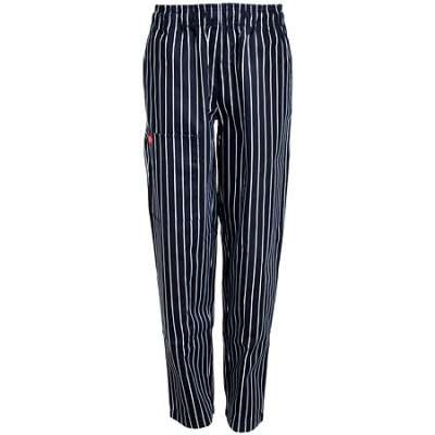 Chef Trousers - Pin Stripe